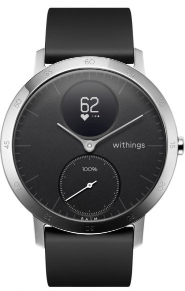 Nokia Steel HR (бывшая модель Withings Steel HR)
